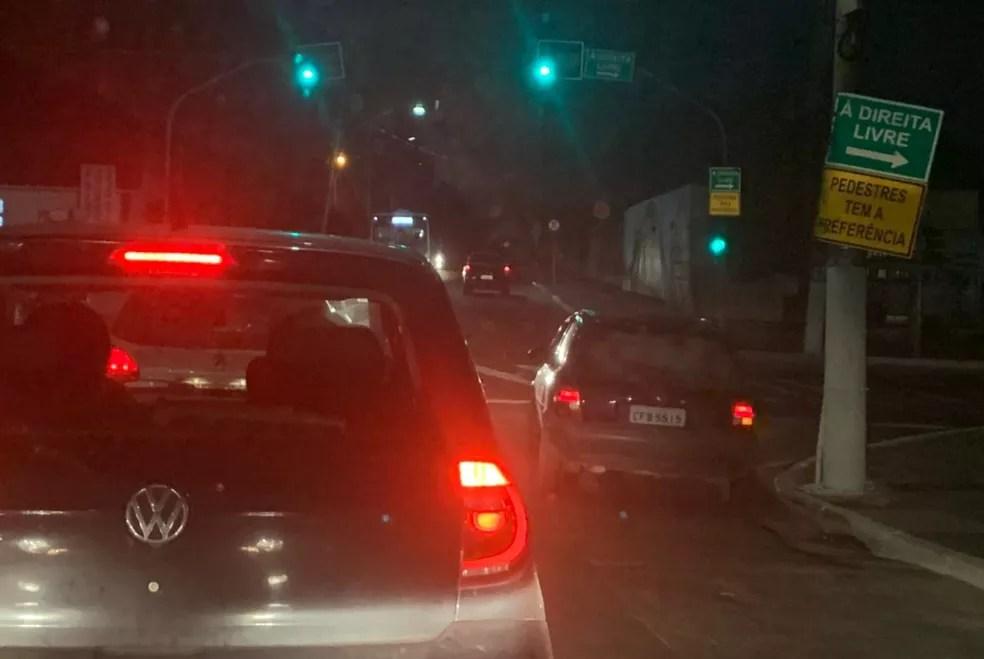 Em algumas regiões do país, já há sinalizações desse tipo. Mas, elas ainda não estão dentro das mudanças no CTB.  — Foto: Autoesporte