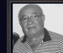 Pastor Jose do Carmo do Nascimento, 76 anos, estava internado desde o dia 21 de julho, no Hospital Metropolitano, em Várzea Grande, com complicações da Covid-19 e morreu na manhã desta terça-feira (18) — Foto: Facebook