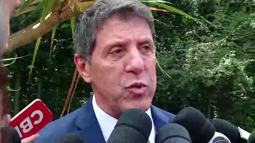 David Uip, médico que cuida de Bruno Covas  — Foto: Reprodução/GloboNews
