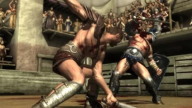 'Spartacus Legends' trará a violência das lutas entre gladiadores (Foto: Divulgação)