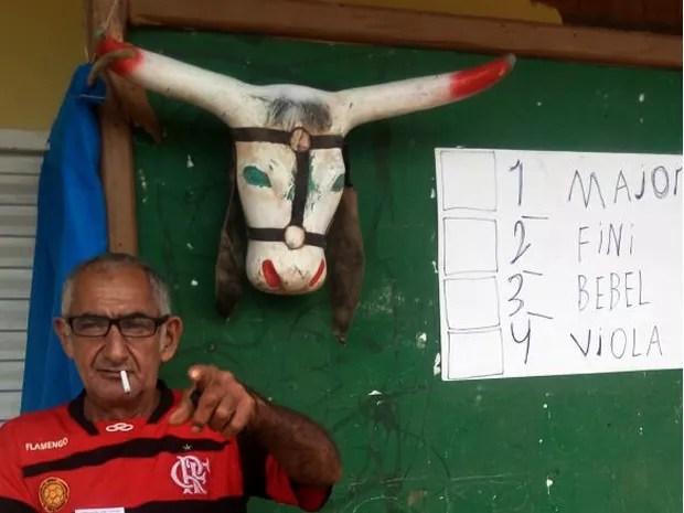 Candidato foi eleito com 89 votos no último domingo (Foto: Associação dos Cornos de Peixoto de Azevedo/ Divulgação)