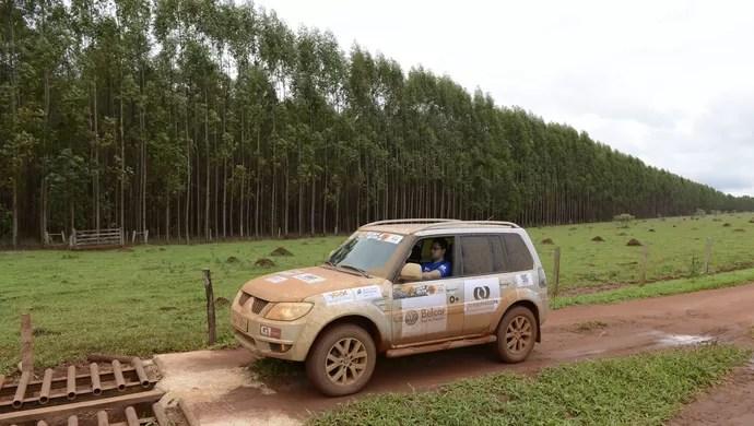 Rally Eco Goiás - 2015 (Foto: Divulgação)