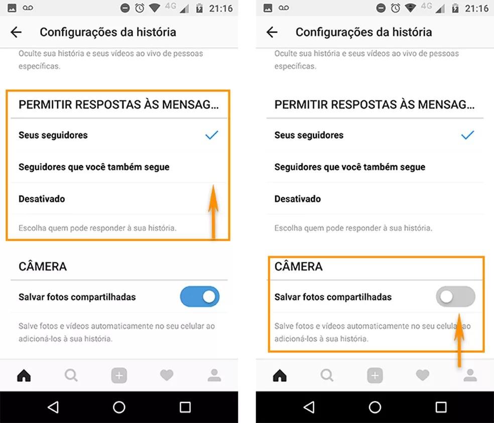 insta02 Truques para dominar seus Stories postados no Instagram pelo Android