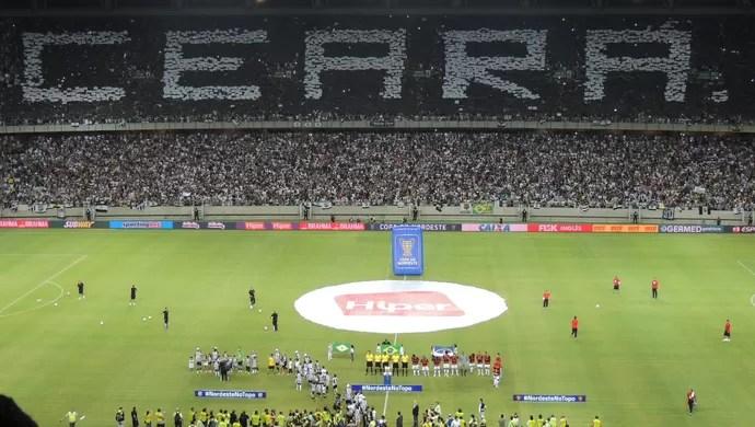 Ceará x Sport Copa do Nordeste Castelão (Foto: Elton de Castro)