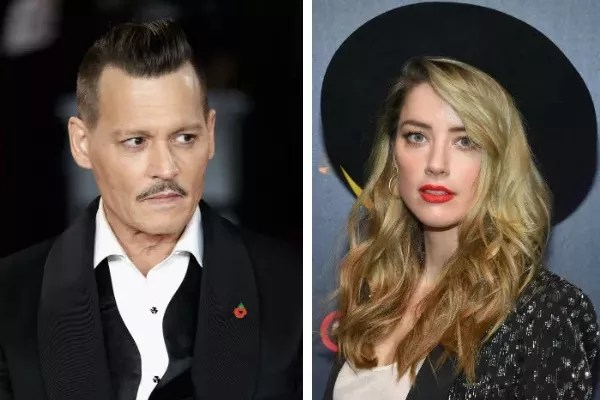 Actors Johnny Depp and Amber Heard (Photo: Getty Images)