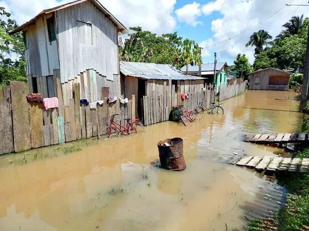 Defesa Civil está na cidade para fazer vistoria em área urbana e aldeias  (Foto: Antônio Messis/Arquivo pessoal )