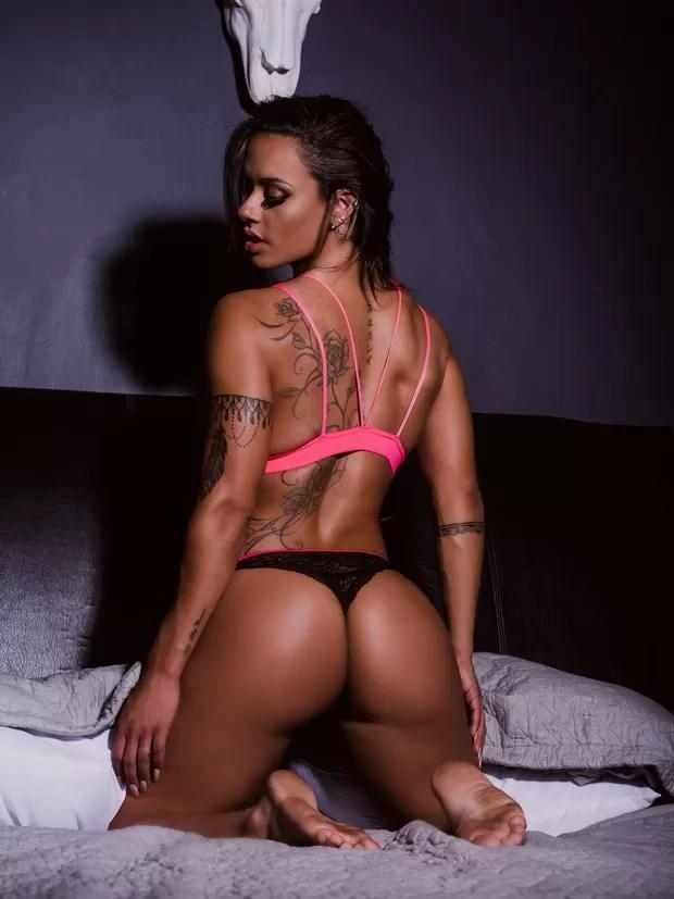 Sue Lasmar  (Foto: Divulgação / Mf Models)