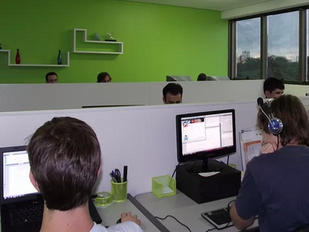 Empresas de Bauru no setor são compostas somente por jovens (Foto: Divulgação)