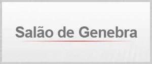 Salão de Genebra selo agenda (Foto: Editoria de Arte / G1)