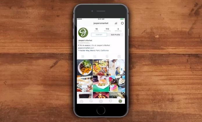 Instagram Business (Foto: Reprodução/Instagram)