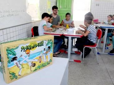 Projeto está sendo apresentado para alunos de escolas de Campina Grande (Foto: Wagner Porto/Arquivo Pessoal)