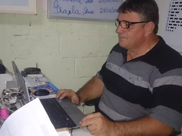 Douglas acredita que leis precisam mudar e o Estado deve dar atenção às polícias (Foto: LG Rodrigues / G1)