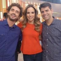 Encontro com Fátima Bernardes 18/01/2017 – Sorriso Maroto é atração musical