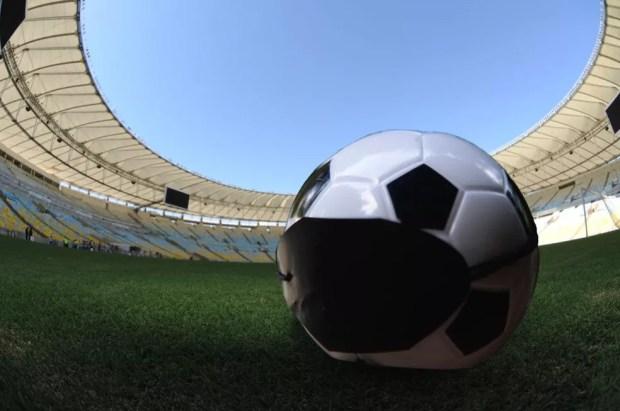Maracanã está entre os estádios avaliados para retomada dos jogos no futebol do Rio — Foto: André Durão