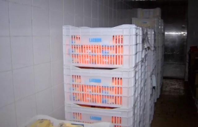 Indústria de laticínios está com o estoque parado  — Foto: Reprodução/TVCA
