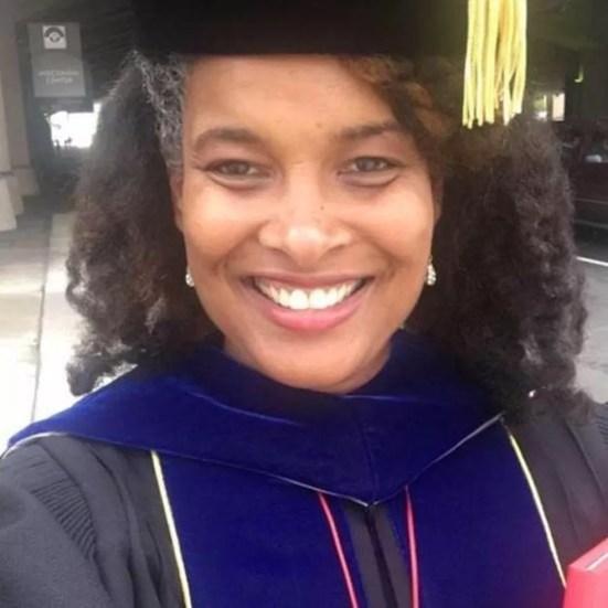 Marijuana concluiu doutorado na Universidade Cardeal Stritch, no Estado americano de Wisconsin — Foto: Arquivo pessoal