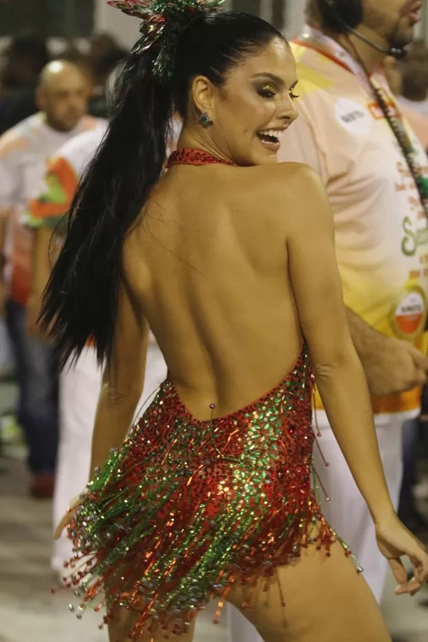 Paloma Bernardi (Foto: Daniel Pinheiro/AgNews)