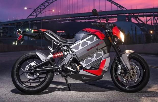 brammoempulsett - Primeira moto elétrica da americana Victory chega antes da Harley