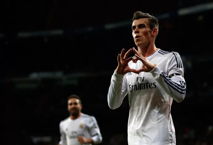 Bale gol Real Madrid (Foto: Reuters)