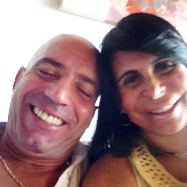 Gretchen e Carlos (Foto: Reprodução / Instagram)