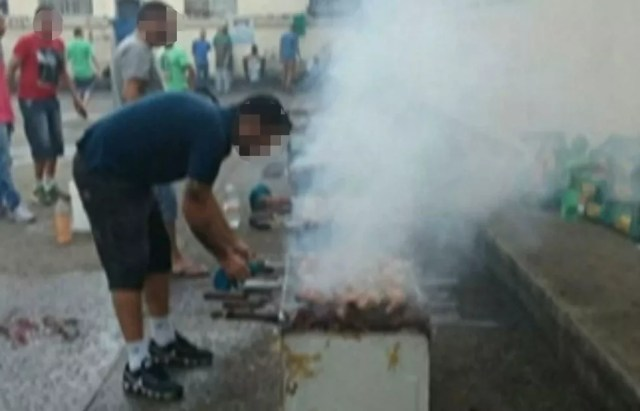 Ministério Público quer saber como fotos foram tiradas (Foto: Reprodução/RBS TV)
