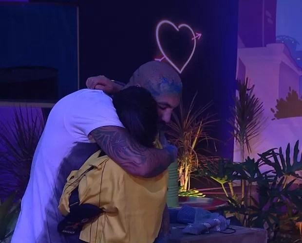 BBB às 05h54m do dia 03/04. (Foto: Big Brother Brasil)