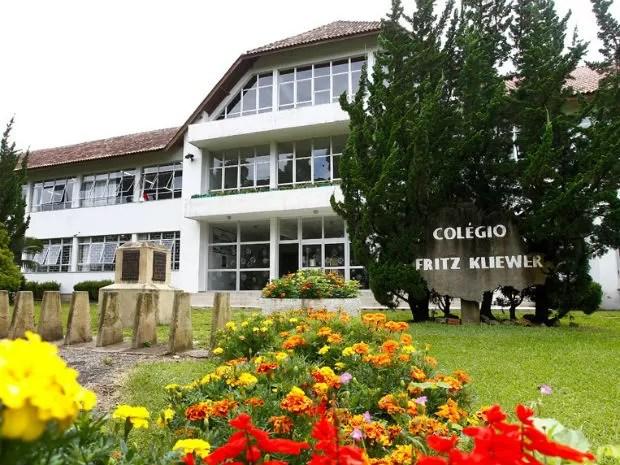 Colégio estadual em Witmarsum
