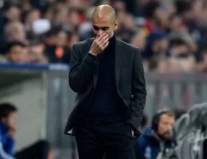 Guardiola Bayern de Munique x Real Madrid (Foto: AFP)