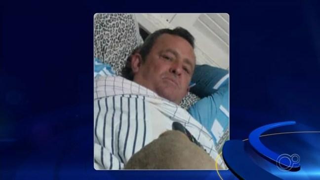 Empresário foi morto em Mairinque — Foto: Reprodução/TV TEM