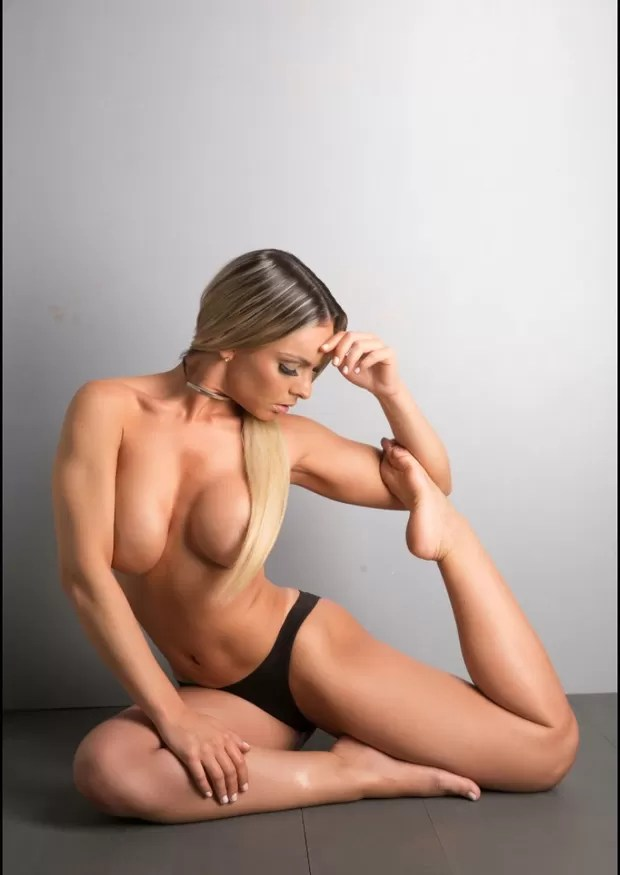 Indianara Carvalho  (Foto: WOODY STUDIO)