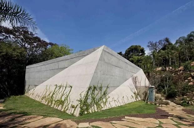 Galeria Lygia Pape, Inhotim, 2010/2012, Rizoma Arquitetura (Foto: Leonardo Finotti)