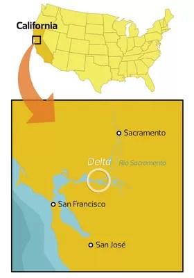 sustentabilidade-california-delta-saofrancisco (Foto: Filipe Borin/Ed. Globo)