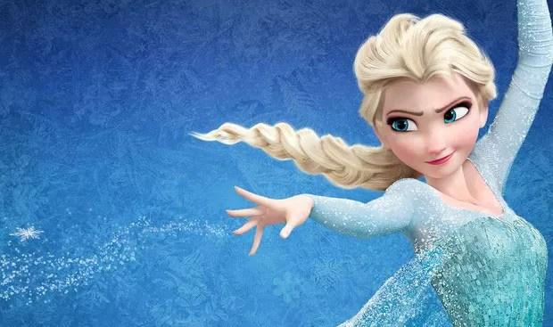 Elsa, a rainha do filme da Disney 'Frozen: uma aventura congelante' (Foto: Globonews)
