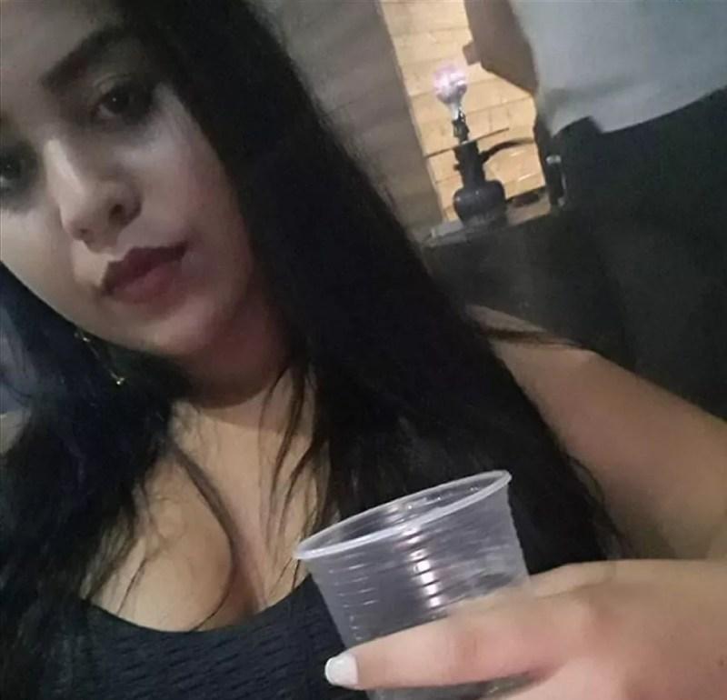 Kelly Cristina Lopes de Morais foi morta em Rondonópolis (Foto: Facebook/Reprodução)