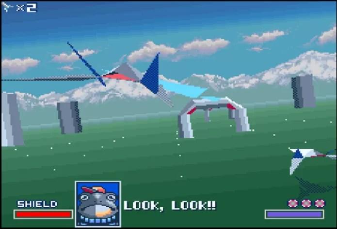 Star Fox foi criado para testar o chip Super FX e ficou tão divertido que a Nintendo decidiu lançar o game  (Foto: Reprodução)