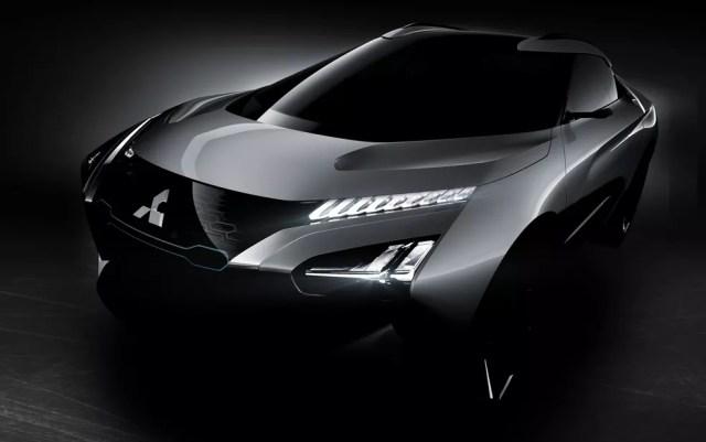 Mitsubishi E-Volution Concept (Foto: Divulgação)