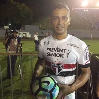 Cicero São Paulo (Foto: Marcelo Hazan)