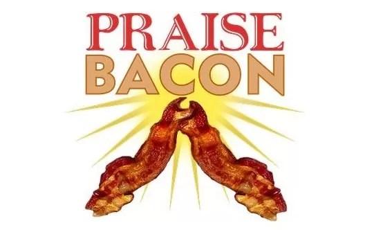 'Rezar para o Bacon'