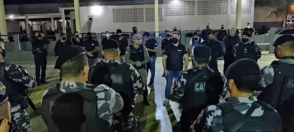 Operação do MP e polícia contra crime organizado cumpre 51 mandados judiciais no Acre e AM — Foto: Arquivo/MP-AC