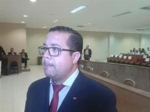 Advogado Rômulo Lira (Foto: Kamylla Lima / G1 Caruaru)