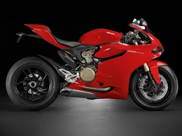 1199-panigale-vermelha - Ducati nacionaliza a 1199 Panigale e preço fica R$ 7 mil mais baixo
