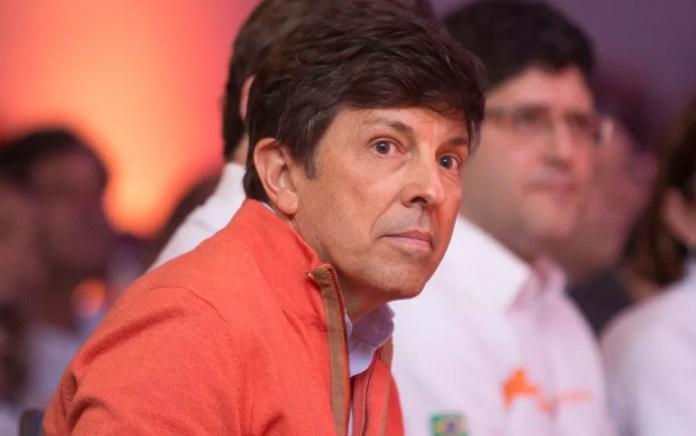 O candidato à Presidência pelo Partido Novo, João Amôedo (Foto: Bruno Rocha/Fotoarena/Estadão Conteúdo)