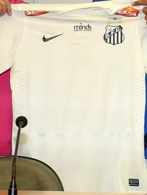 Camisa Santos (Foto: divulgação / Santos FC)