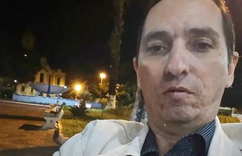 O vereador de Guará (SP) Fabiano de Freitas Figueiredo (PMDB) (Foto: Reprodução/Facebook)