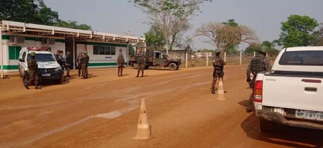 Operação Castanheira II foi feita durante seis dias — Foto: 17ª Brigada/Divulgação
