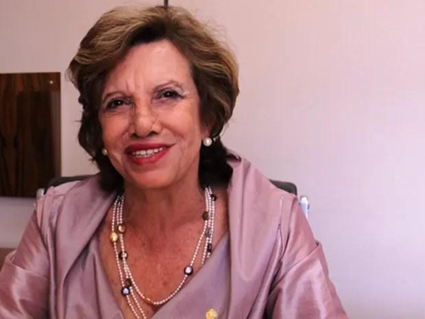 Maria Lúcia Prandi (PT) era deputada federal  (Foto: Divulgação)