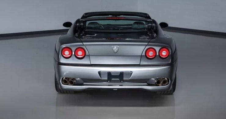 2005 Ferrari 575 Superamerica  (Foto: Theodore W. Pieper/Divulgação)
