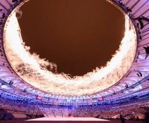 Cerimônia de abertura da Paralimpíada Rio 2016 (Foto: Getty Images)