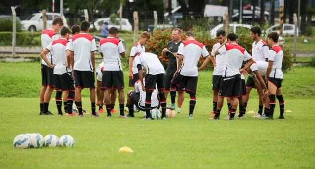 São Paulo sub-20 (Foto: Ígor Amorim / site oficial do SPFC)