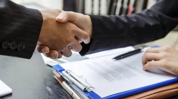 acordo; credito; contrato (Foto: ThinkStock)